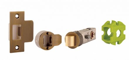 Jigtech JTL4522 Smart Privacy Latch 57mm Antique Brass